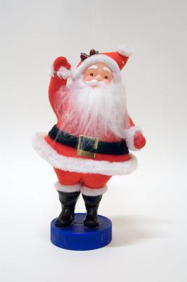 figurine, Father Christmas