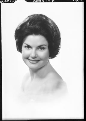 Film negative: Miss Corduckes; 1962; 1992.96.4685