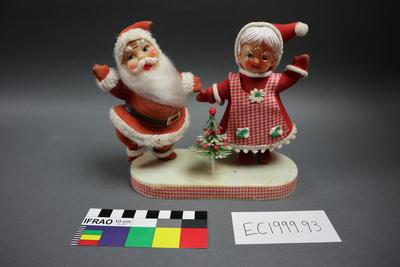 figurine, Christmas