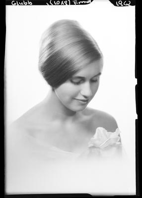 Film negative: Miss Glubb