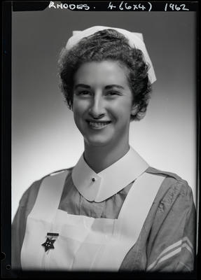 Film negative: Nurse Rhodes