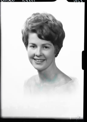 Film negative: Miss Dolan