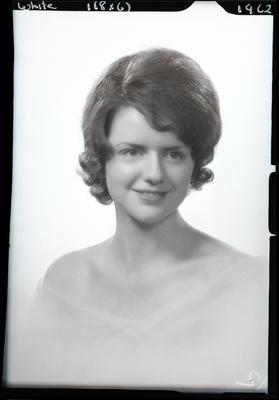 Film negative: Miss White