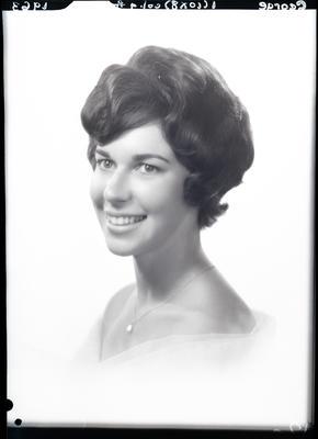 Film negative: Miss George
