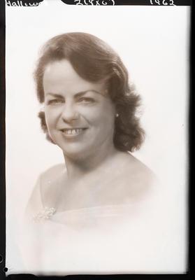 Film negative: Ms Halliwell