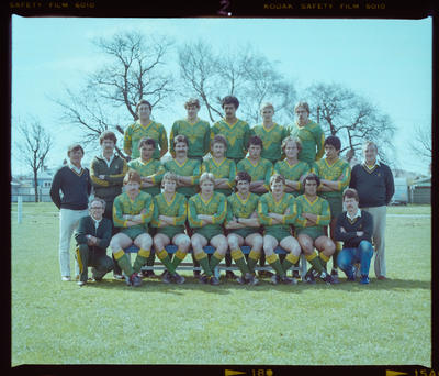Negative: Marist Rugby League Seniors 1983