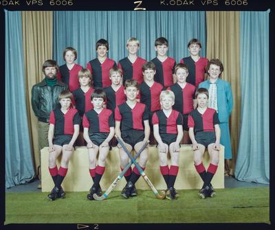 Negative: Canterbury Junior Hockey 1984