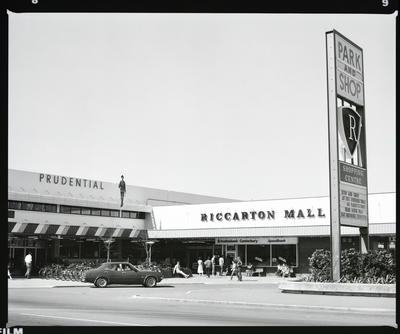 Negative: Prudential Assurance Riccarton Mall