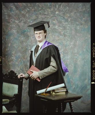 Negative: Mr Renner Graduate