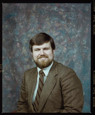 Negative: Mr P. Bradley Portrait