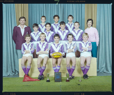 Negative: Parklands Rugby 10yos 1984