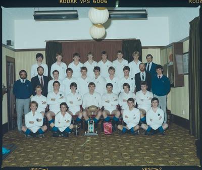 Negative: CHSOB U19 Rugby 1984