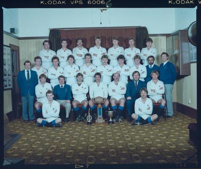 Negative: CHSOB Senior Rugby Team 1984