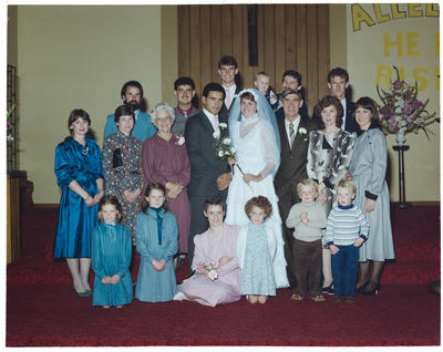 Negative: Meates Wedding Party