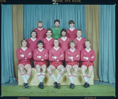 Negative: Western Soccer Association 1984 Team