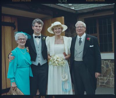 Negative: Chapman Wedding