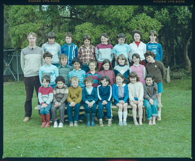Negative: Owenga School Pupils; Sep 1984; 2019.10.5139