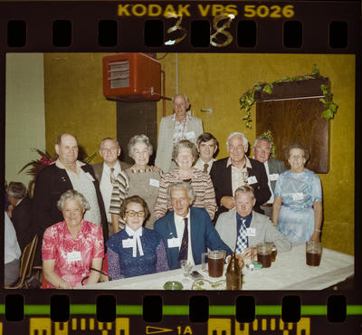 Negative: 27th Machine Gun Reunion 1984