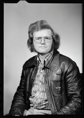 Film negative: Mr Searle