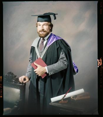 Negative: Mr J. Kunnen Graduate