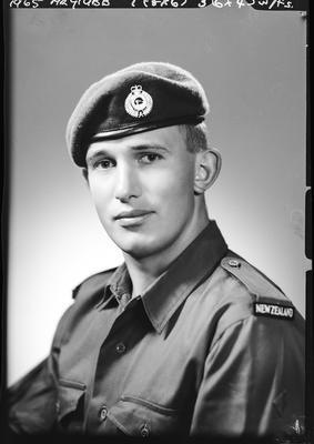Film negative: Mr Glubb, soldier