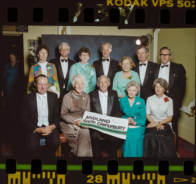Negative: Midland South Canterbury Masonic Lodge Group 1984