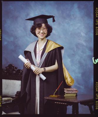 Negative: Lim Lee So Graduate