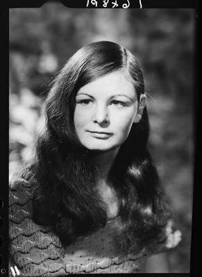 Film negative: Miss Ownsworth