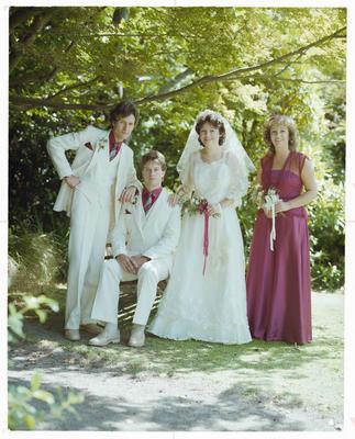 Negative: Greg-Barnes Wedding