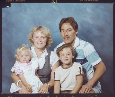 Negative: Koopu Family Portrait