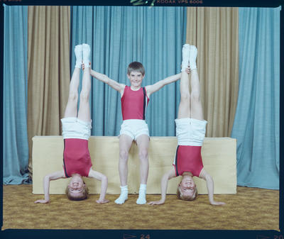 Negative: Canterbury Junior Gymnastics Three Boys