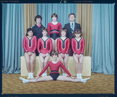 Negative: Canterbury Junior Gymnastics Girls Team