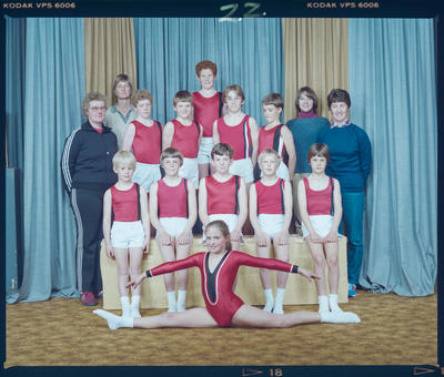 Negative: Canterbury Junior Gymnastics Team