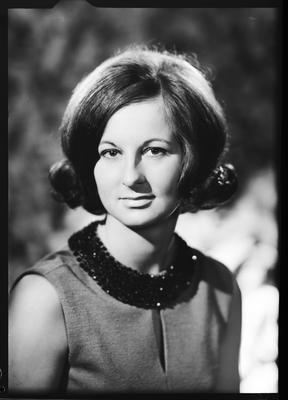 Film negative: Miss Piper