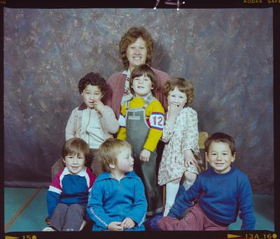 Negative: Lou Ryan family
