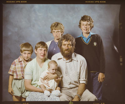 Negative: Pirika Family Portrait