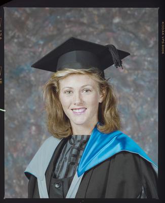 Negative: Miss A. McCrea Graduate