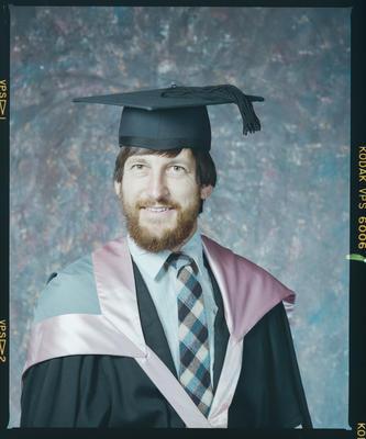 Negative: Mr Butcher Graduate