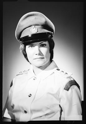 Film negative: Mrs Hart, Royal New Zealand Nursing