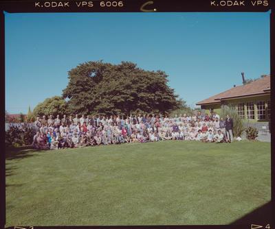 Negative: Victory School Reunion 1985