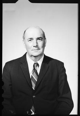Film negative: Mr R H Hansen
