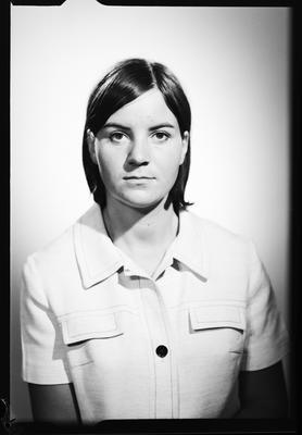 Film negative: Miss McKay