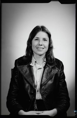 Film negative: Miss Collier
