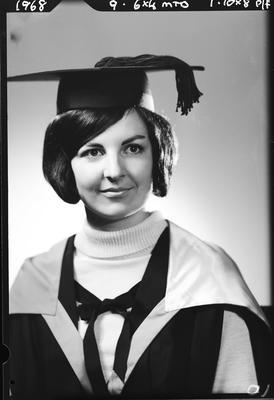 Film negative: Miss Weaver