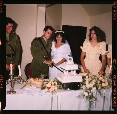 Negative: Greig-Thomson Wedding