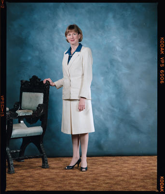 Negative: Ms Myers Portrait