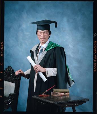 Negative: Leong Shin Yau Graduate