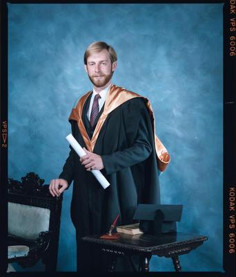 Negative: Mr Wilton Graduate