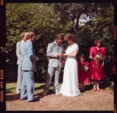 Negative: Armstrong-Williamson Wedding