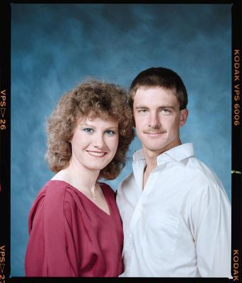 Negative: Miss Mockett and Boyfriend